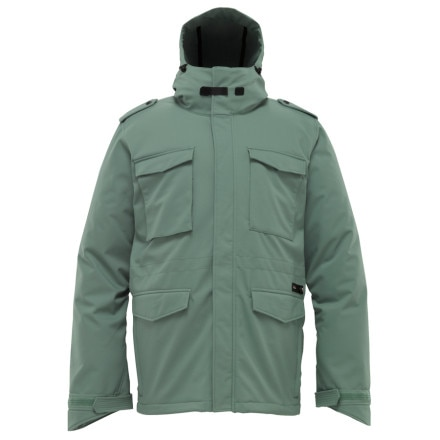 photo: Burton Moscow Softshell Jacket soft shell jacket