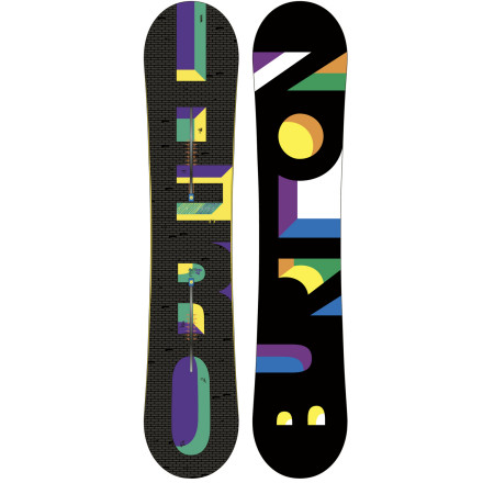 Burton Hero Snowboard - Wide