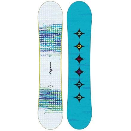 Burton Lux VRocker snowboard