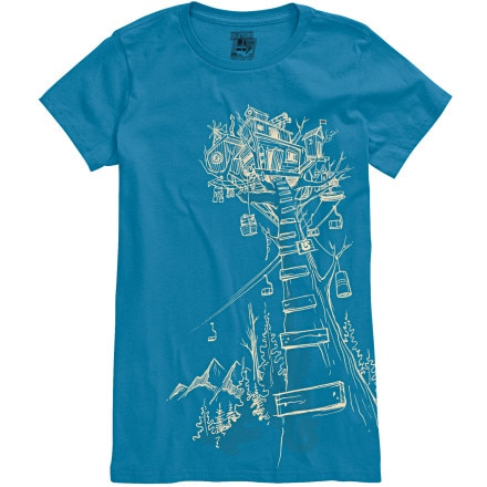 Burton Treehouse T-Shirt - Short-Sleeve - Women's