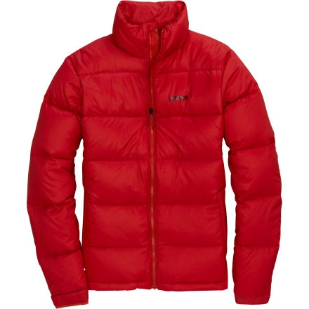 photo: Burton Tabor Down Jacket