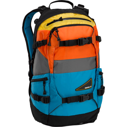 photo: Burton Rider's 25L Pack