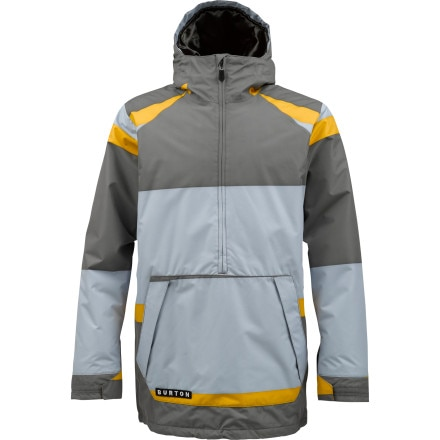 Burton Highlife Anorak Insulated Jacket - Men's