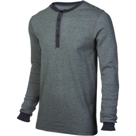 photo: Burton Men's Henley Shirt base layer top