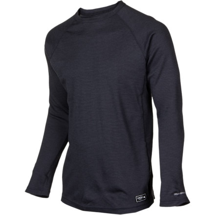 photo: Burton Men's Wool Crew base layer top