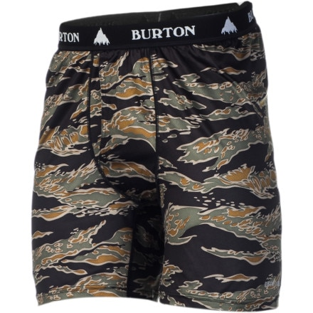 photo: Burton Lightweight Boxer Short