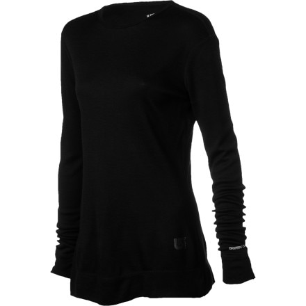 Burton Wool Crew Top - Long-Sleeve - Women's