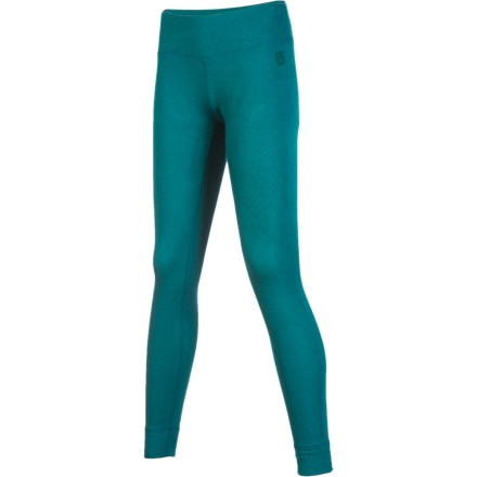 photo: Burton Luxury Midweight Bottoms