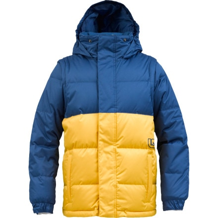 photo: Burton Indie Down Jacket
