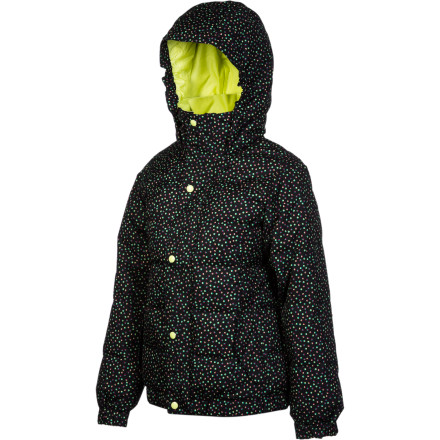 Burton Allure Puffy Down Jacket - Girls'