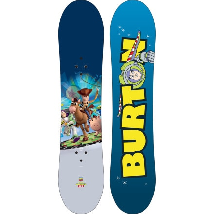 Burton Chopper Toy Story Snowboard - Kids'