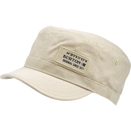 Burton 13 Clicks Military Hat