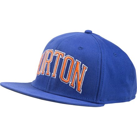 Burton Warm Up Snapback Hat