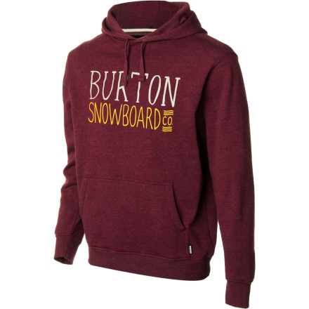Burton Battery Pullover Hoodie - Men's