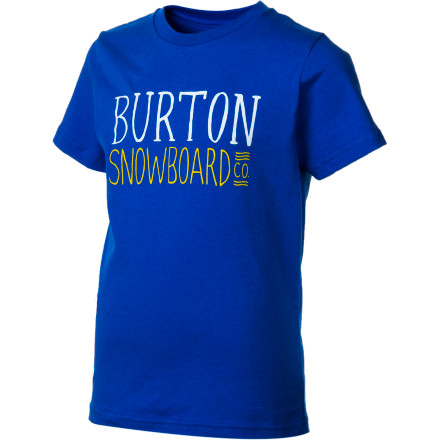 Burton Battery T-Shirt - Short-Sleeve - Boys'