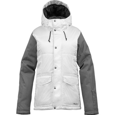 Burton TWC Snuggle Muffin Jacket - Women's
