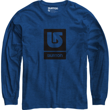 Burton Logo Vertical T-Shirt - Long-Sleeve - Boys'