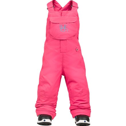 Burton MiniShred Sweetart Bib - Toddler Girls'