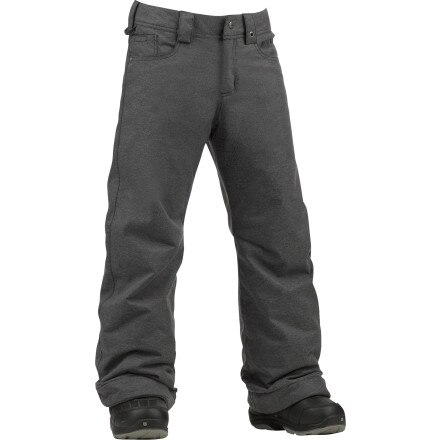 Burton Denim Insulated Pant  - Boys'