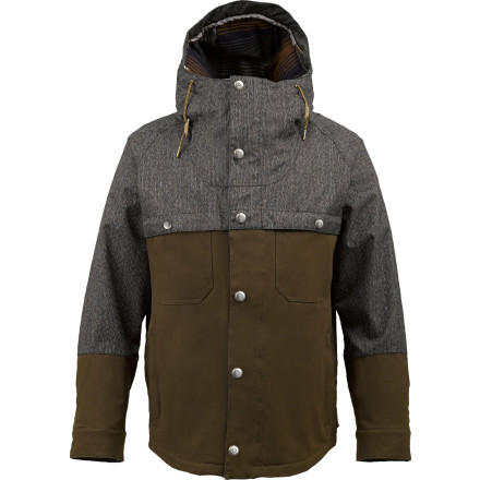 Burton Squire Insulated Jacket - Men's