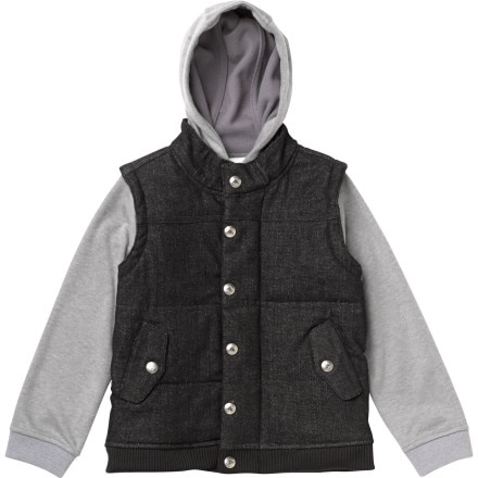Burton Mini Double Down Fleece Jacket - Toddler Boys'
