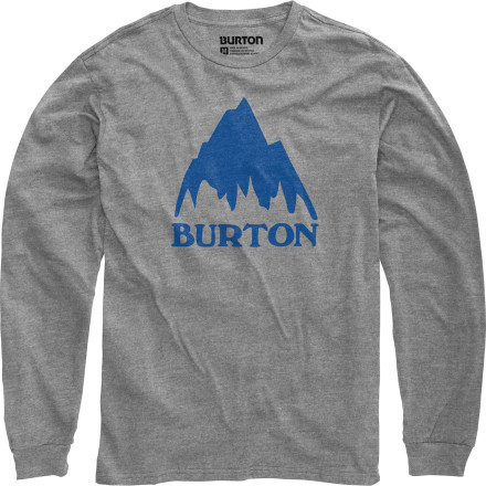 Burton Classic Mountain T-Shirt - Long-Sleeve - Men's