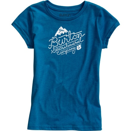 Burton Winchester T-Shirt - Short-Sleeve - Girls'