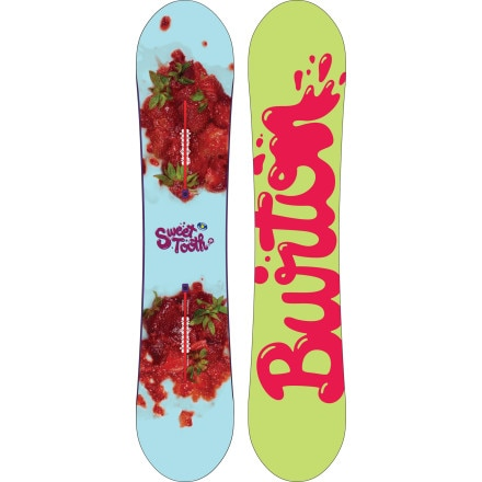 Burton Sweet Tooth Snowboard - Women's