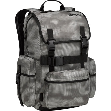 Burton White Collection 30L Backpack - 1831cu in