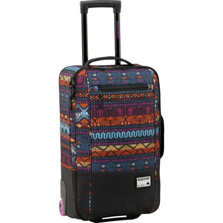 Burton Red Eye Roller Carry-On Rolling Gear Bag - 2502cu in