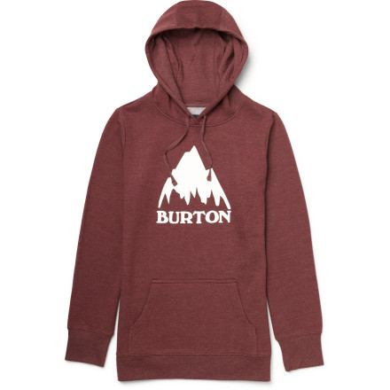 Burton Classic Mountain Recycled Pullover Hoodie - Women's