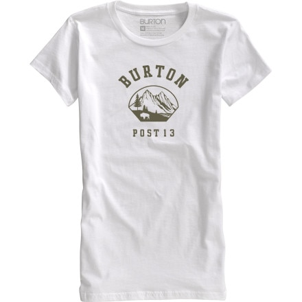 Burton Outpost T-Shirt - Short-Sleeve - Women's