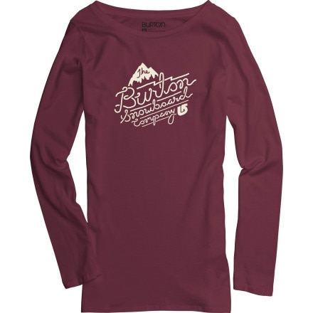 Burton Winchester T-Shirt - Long-Sleeve - Women's