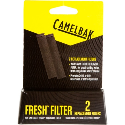 photo: CamelBak Fresh Reservoir Filter