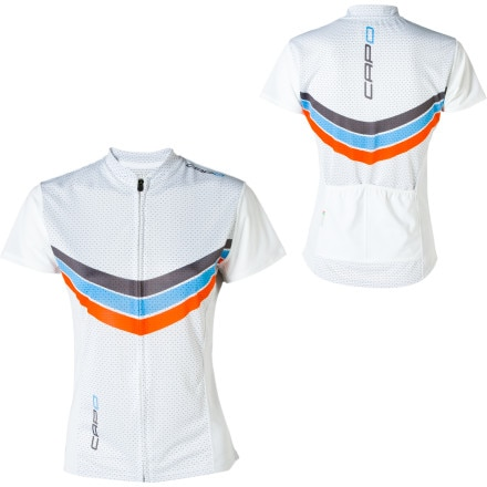 Capo Ispra Jersey - Short-Sleeve - Women's