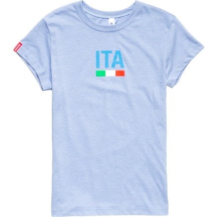 Capo Italia T-Shirt - Short-Sleeve - Women's
