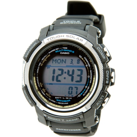 Casio Pathfinder PAW2000 Altimeter Watch