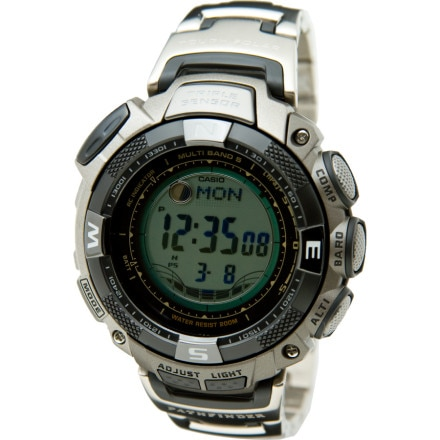 photo: Casio Pathfinder PAW500T-7V