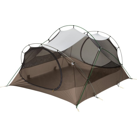 MSR Mutha Hubba Tent: 3-Person 3-Season