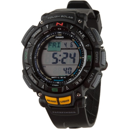 Shop for Casio Protrek PAG240-1 Altimeter Watch - Men's