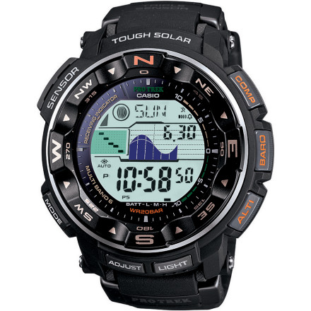 photo: Casio PRW2500-1