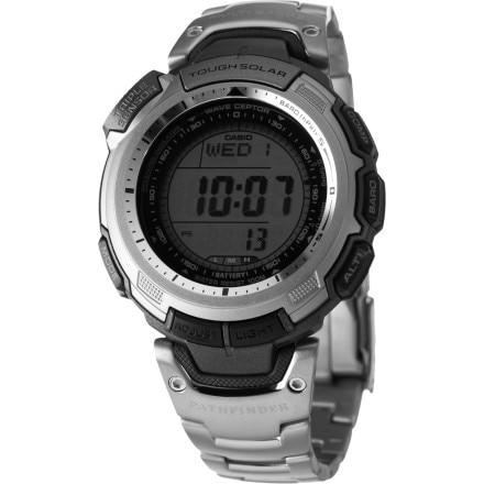 Shop for Casio Pro Trek PAW1300T-7 Altimeter Watch