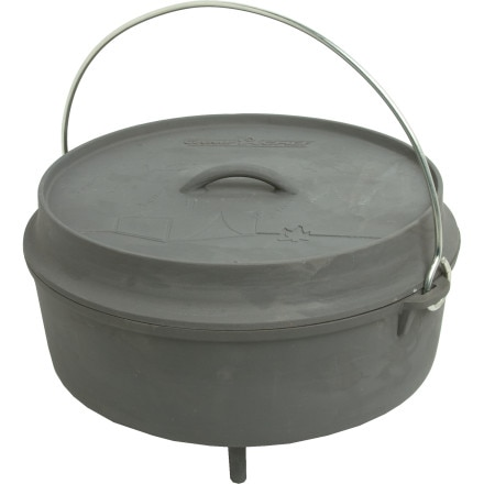 Camp Chef 12in Aluminum Dutch Oven