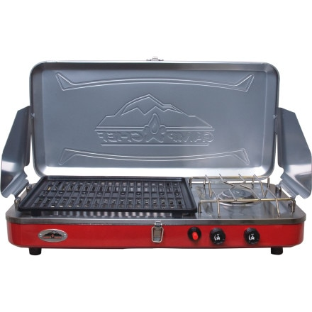 Shop for Camp Chef Rainier Camper Griddle/Grill/Stove Combo