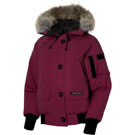 photo: Canada Goose Women's Chilliwack Parka