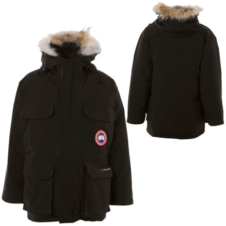 photo: Canada Goose Boys' Expedition Parka