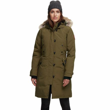 how much is a canada goose kensington parka