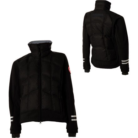 photo: Canada Goose Women's HyBridge Jacket down insulated jacket