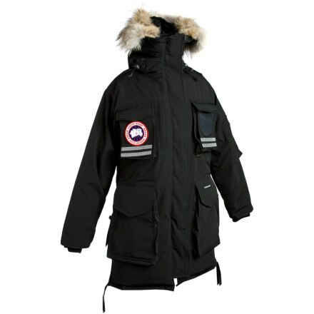 photo of a Canada Goose jacket
