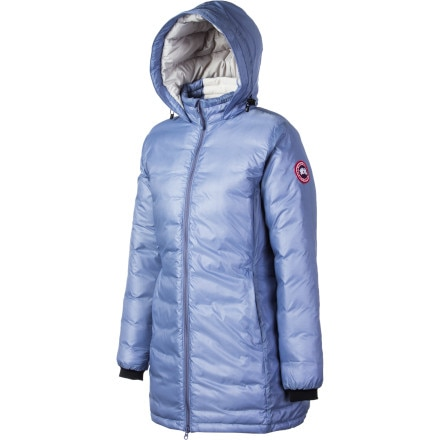 photo: Canada Goose Camp Down Hooded Jacket